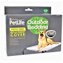Load image into Gallery viewer, PURINA PETLIFE OUTDOOR PATIO BED REPLACEMENT COVER