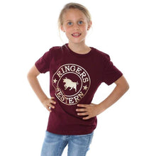 Load image into Gallery viewer, RINGERS WESTERN KIDS BLUESTAR UNISEX TEE