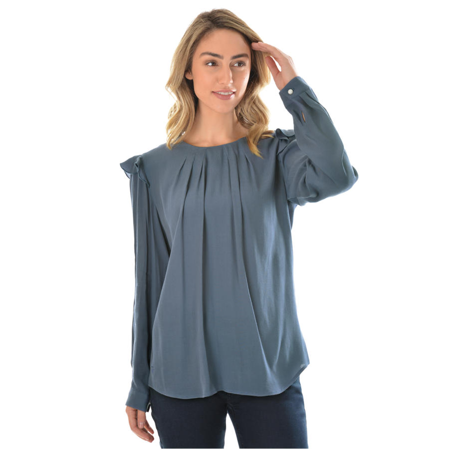 THOMAS COOK WOMENS OLIVIA LONG SLEEVE TOP