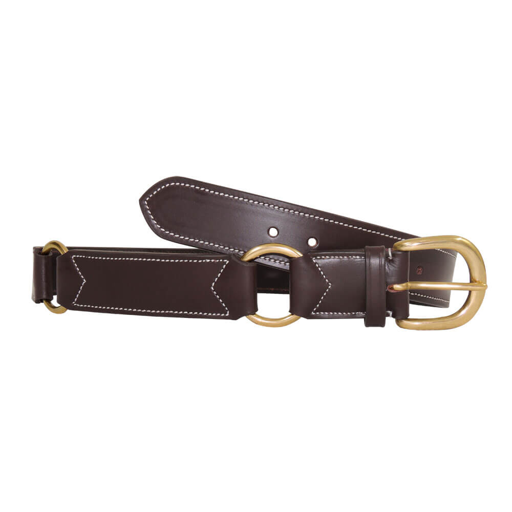 TOOWOOMBA SADDLERY VICTOR DOUBLE RING HOBBLE BELT