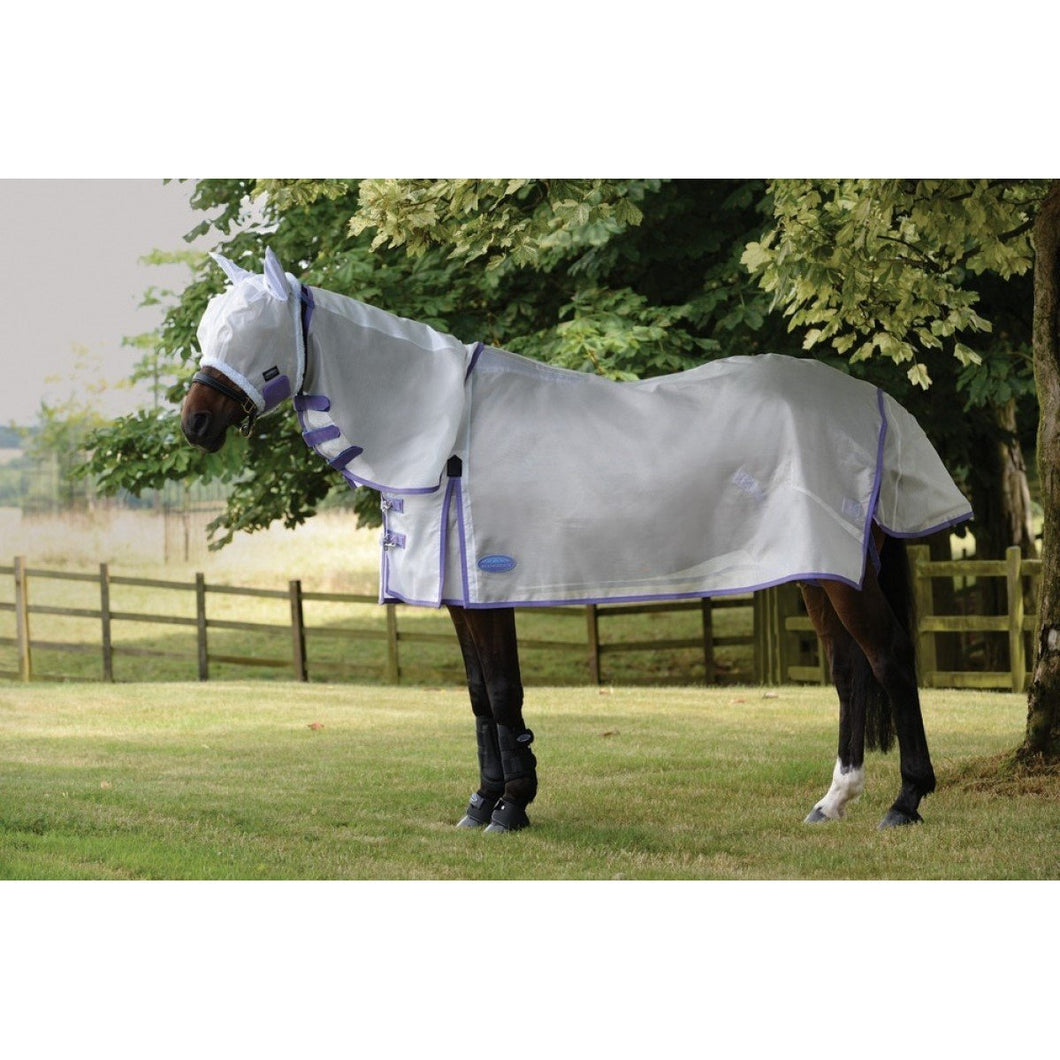 WEATHERBEETA DURA-MESH COMBO NECK WITH FLY MASK