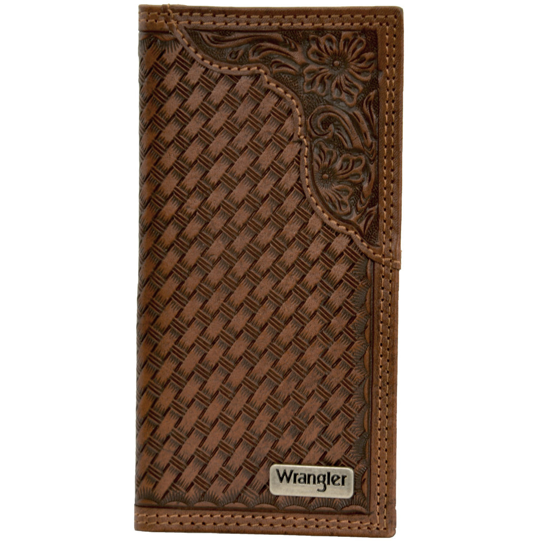 WRANGLER MENS FLINDERS RODEO WALLET