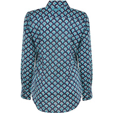 Load image into Gallery viewer, WRANGLER WOMENS JADE PRINT LONG SLEEVE SHIRT