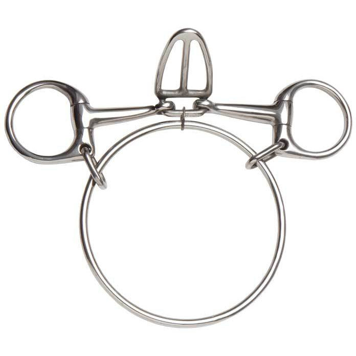 ZILCO DEXTER SNAFFLE WITH TONGUE CONTROL