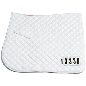 ZILCO DRESSAGE COMPETITION SADDLE PAD