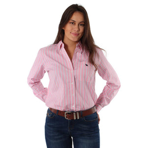 RINGERS WESTERN WOMENS SIMPSON SHIRT