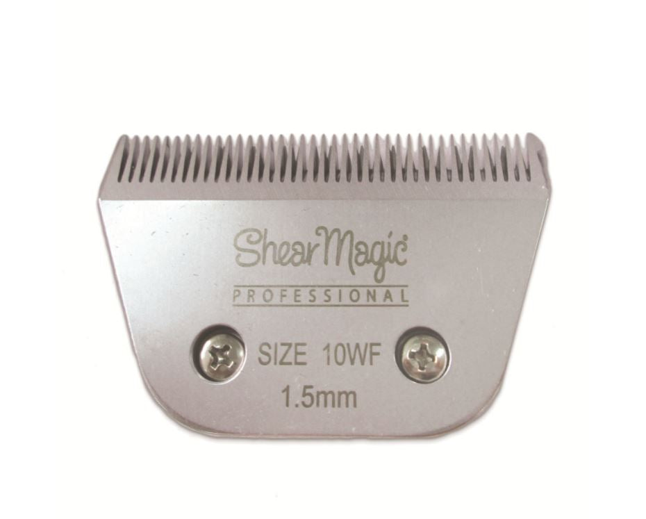 SHEAR MAGIC CLIPPER BLADE - 10 WIDE F