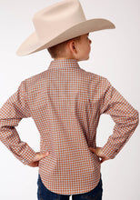 Load image into Gallery viewer, ROPER BOYS LONGSLEEVE AMARILLO COLLECTION