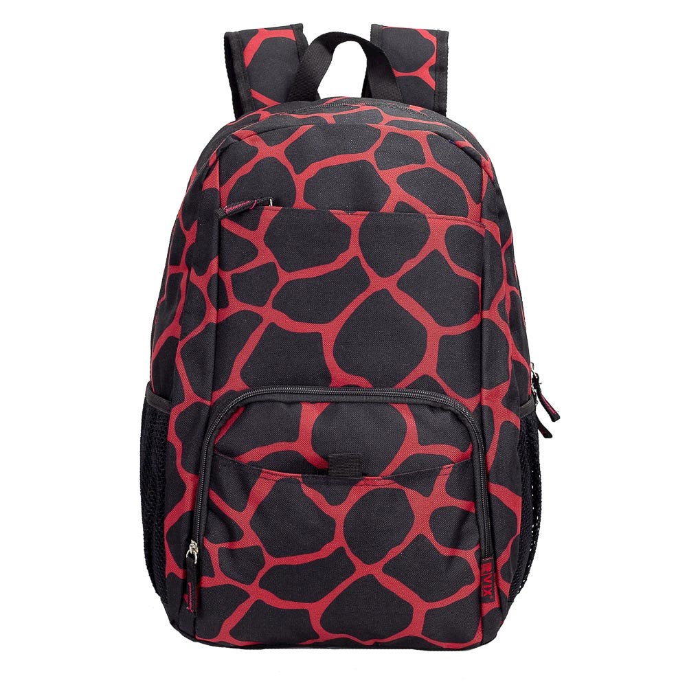 Mochila Escolar Republic Vix By Chenson Porta Notebook