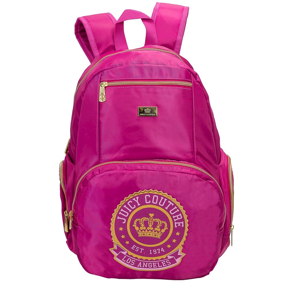 Mochila Juvenil JUICY COUTURE Porta Notebook
