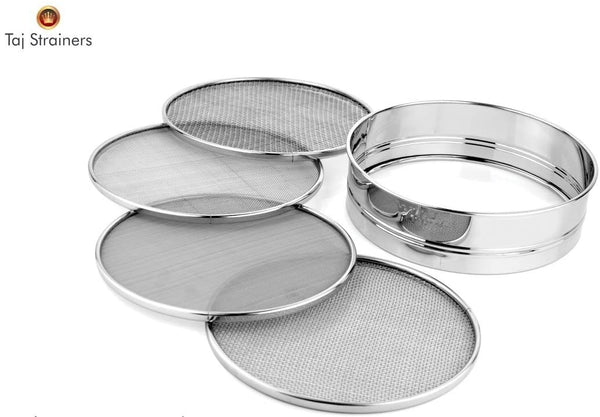 S.s Maida/Atta/Wheat/Porridge Sieves Use As Strainer