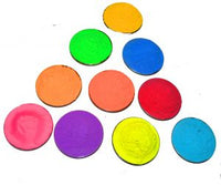 Holi Colors Set (Non-Toxic and Vibrant)
