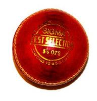 Sigma Test Selection Cricket Ball