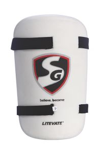 SG Litevate Thigh Pads
