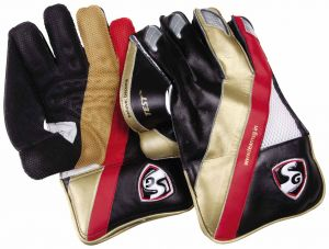SG Test Wicket Keeping Gloves