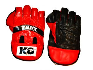 KG Test Wicket Keeping Gloves