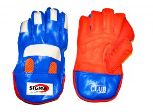 Sigma Club Wicket Keeping Gloves