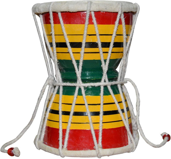 Damru Damroo Drum Handmade indian Damaru musical instrument shiva