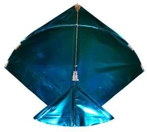 Indian Fighter Kites (Set of 10 Large 48 cm 48 cm Myler Kites)