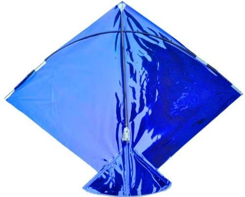 Indian Fighter Kites (Set of 10 Medium 42 Cm 42 Cm Myler Kites)