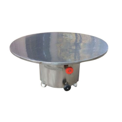"Pav Bhaji Tawa - 10 mm thick - 36"" Diameter - Commercial quality"
