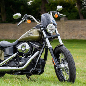 Harley-Davidson FXD Dyna - Classic Classic Flyscreen Dart Flyscreen Windshield
