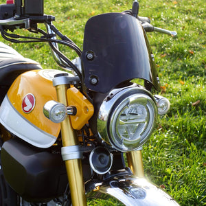 Honda Monkey - Piranha Piranha flyscreen Dart Flyscreen Windshield