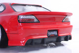 Rear wing spoiler ver.4(type A) [PAC-906]