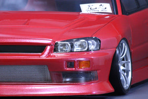 NISSAN SKYLINE ER34 4DOOR (スカイライン) [PAB-2145]