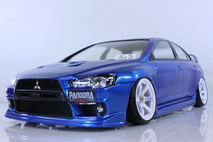 Mitsubishi LANCER EvolutionX (ランサー) [PAB-2157]