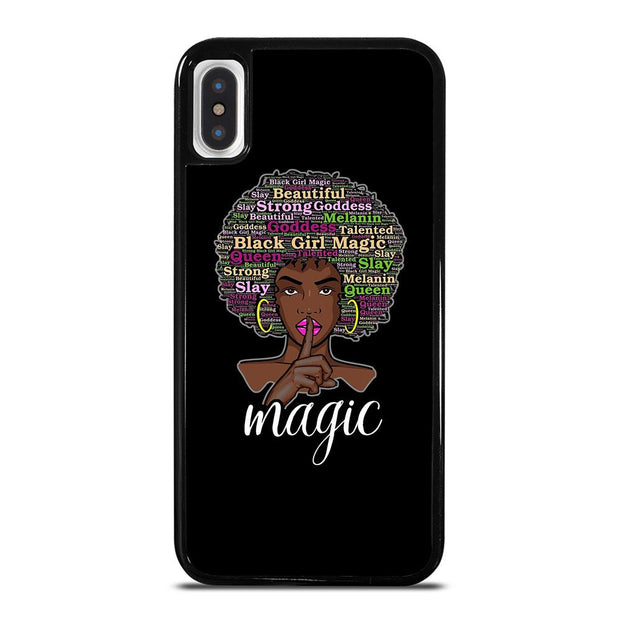 2BUNZ MELANIN POPPIN ABA iPhone X / XS Case Cover