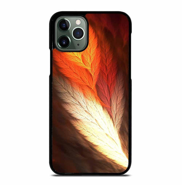 ABSTRACT FEATHERS iPhone 11 Pro Max Case