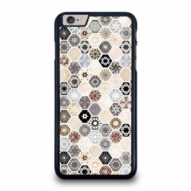 ABSTRACT HONEYCOMB PATTERN iPhone 6 / 6s Plus Case Cover