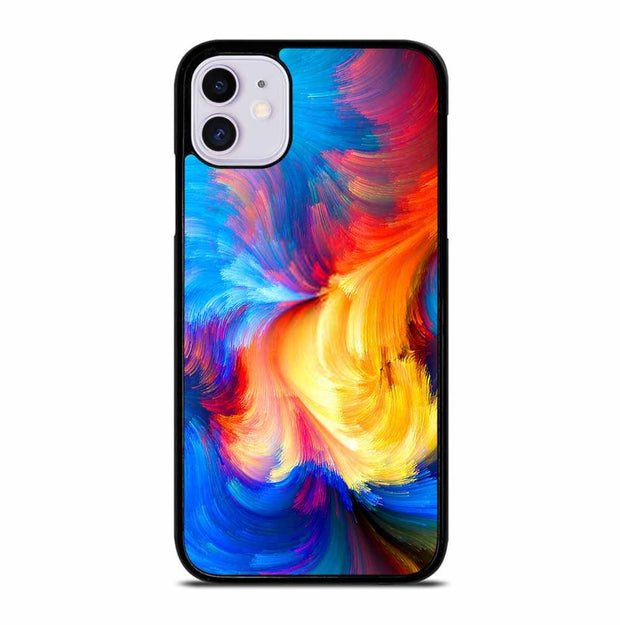 ACCIDENTAL COLOR iPhone 11 Case