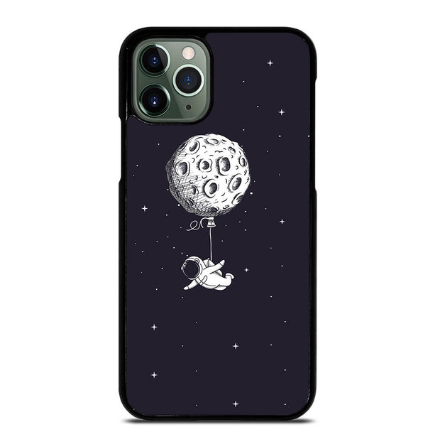 ADVENTURE OF ASTRONAUT ON SPACE iPhone 11 Pro Max Case