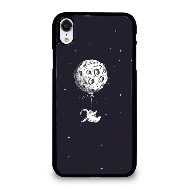 ADVENTURE OF ASTRONAUT ON SPACE iPhone XR Case