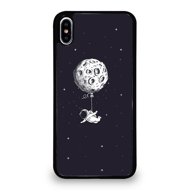 ADVENTURE OF ASTRONAUT ON SPACE iPhone XS Max Case