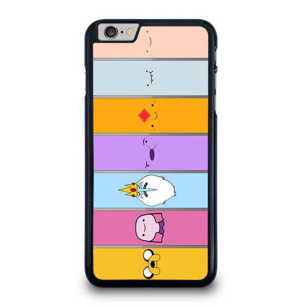 ADVENTURE TIME CHARACTERS iPhone 6 / 6s Plus Case Cover
