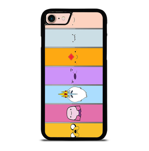 ADVENTURE TIME CHARACTERS iPhone 7 / 8 Case