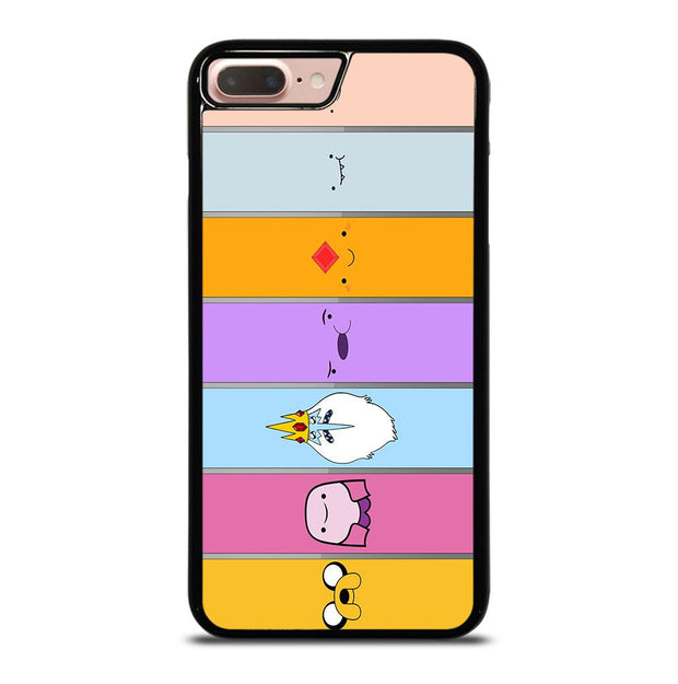 ADVENTURE TIME CHARACTERS iPhone 7 / 8 Plus Case