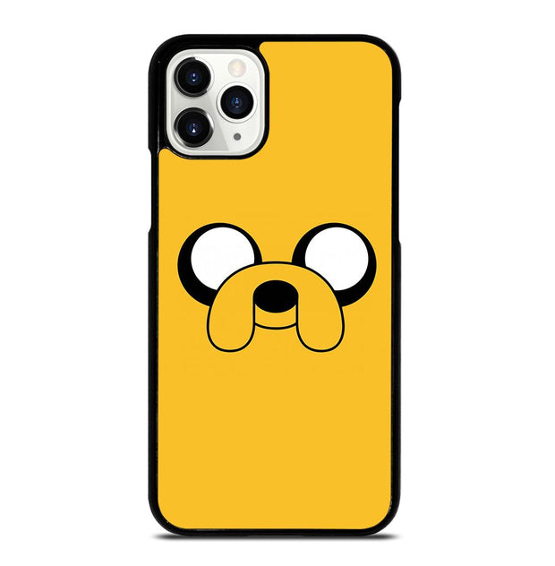 ADVENTURE TIME JAKE FACE iPhone 11 Pro Case