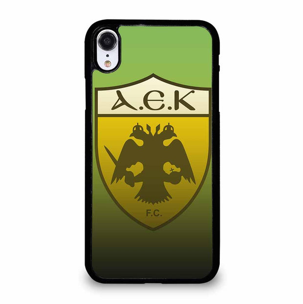 AEK ATHENS FC iPhone XR Case