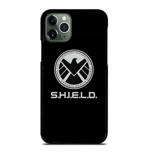 AGENTS OF SHIELD LOGO iPhone 11 Pro Max Case