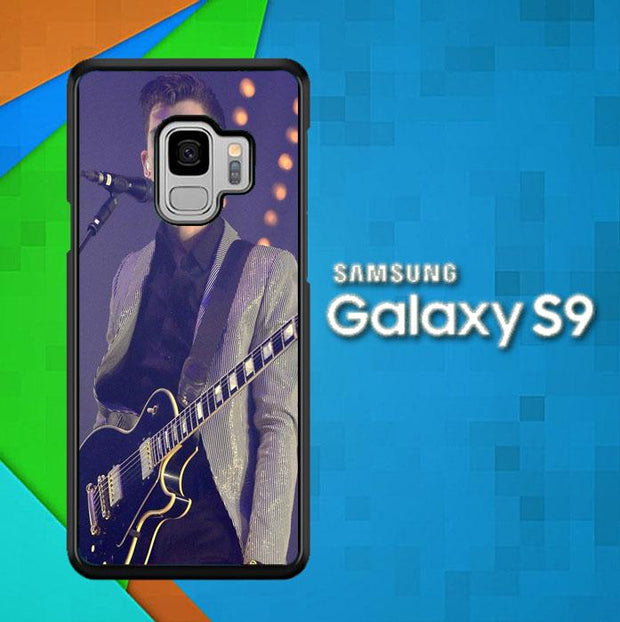 ALEX TURNER 3 V0603 Samsung Galaxy S9 Cover Cases
