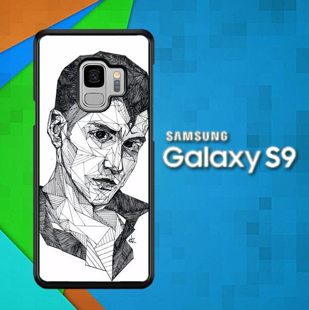 ALEX TURNER 5 V0653 Samsung Galaxy S9 Cover Cases