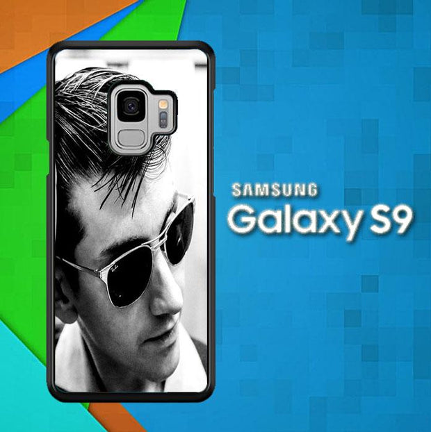 ALEX TURNER V0601 Samsung Galaxy S9 Cover Cases
