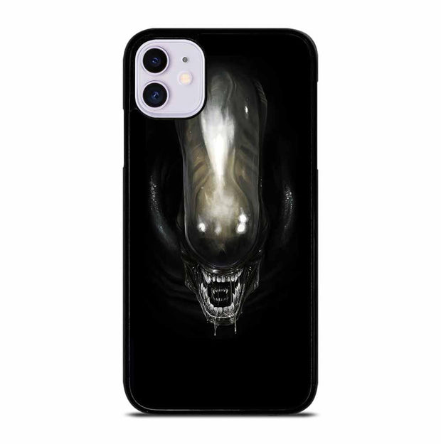 ALIEN HEAD iPhone 11 Case Cover