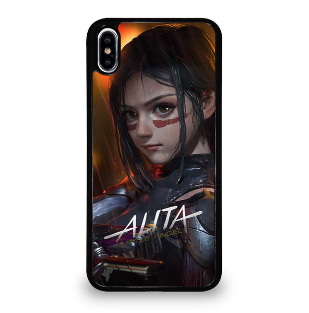 ALITA BATTLE ANGEL POSTER iPhone XS Max Case
