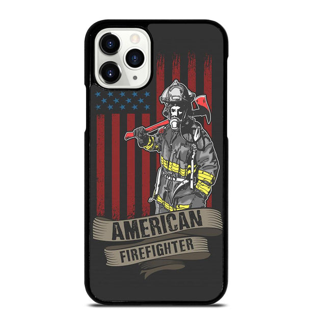 AMERICAN FIREFIGHTER iPhone 11 Pro Case