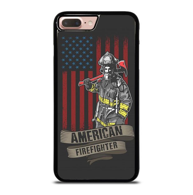 AMERICAN FIREFIGHTER iPhone 7 / 8 Plus Case